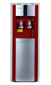 Кулер для воды  SMixx 16L/E red and silver